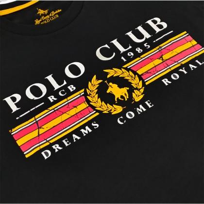 RCB POLO CLUB MEN ROUND NECK TEE RMRN11001-BB 00Q