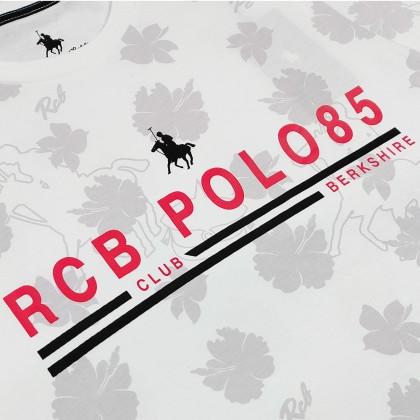 RCB POLO CLUB MEN ROUND NECK TEE RMRN11176-BB 00P