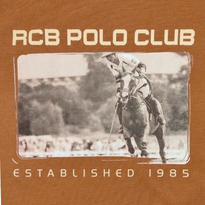 RCB POLO CLUB MEN ROUND NECK TEE RMRN11182-BB 0N11