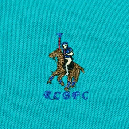 RCB POLO CLUB MEN POLO TEE SOLID RMTS10565-50 0G21