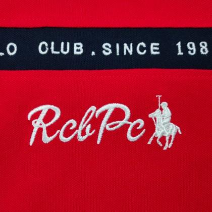 RCB POLO CLUB MEN POLO TEE RMTS60598-BB