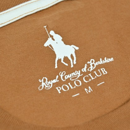 RCB POLO CLUB MEN ROUND NECK TEE RMRN10976-BB