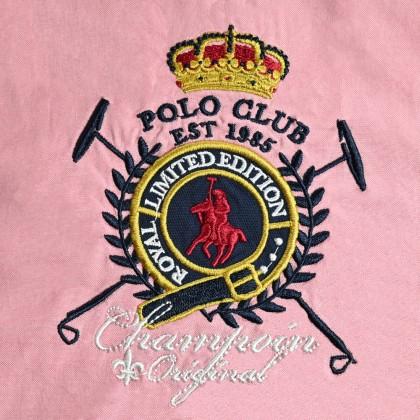 RCB POLO CLUB MEN SHORT SLEEVE RMSSA10131
