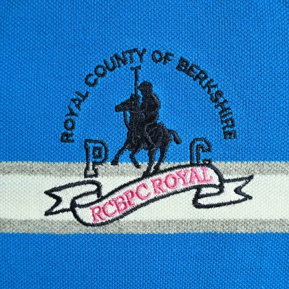 RCB POLO CLUB LADIES POLO TEE RFTS60492-0B1