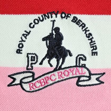 RCB POLO CLUB LADIES POLO TEE RFTS60495-00H