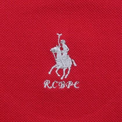 RCB POLO CLUB LADIES POLO TEE SOLID RFTS10556 0H12