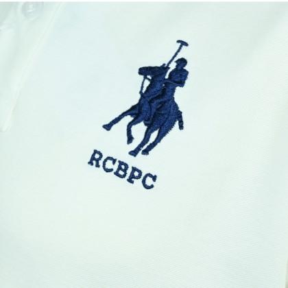 RCB POLO CLUB MEN POLO TEE SOLID RMTS11133 00P