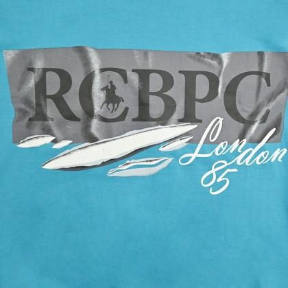 RCB POLO CLUB MEN ROUND NECK TEE RMRN10977-BB 0B4