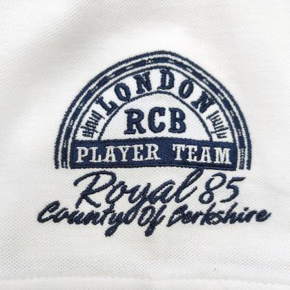 RCB POLO CLUB MEN POLO TEE RMTS11031 00P