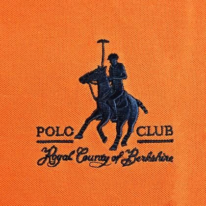 RCB POLO CLUB MEN POLO TEE SOLID RMTS11090 0J12