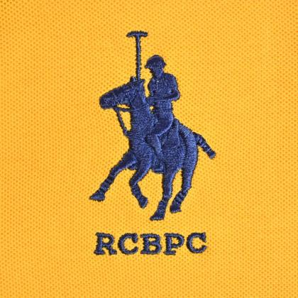 RCB POLO CLUB KIDS POLO TEE SOLID RBTS11162-50 OY14