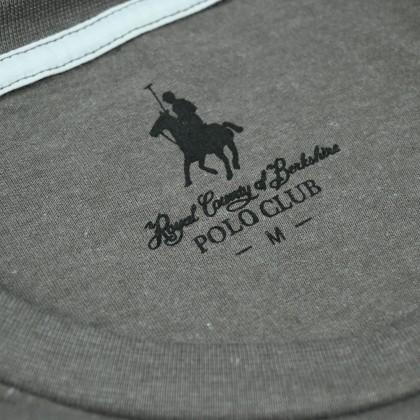 RCB POLO CLUB MEN ROUND NECK TEE RMRN11170-BB OF3