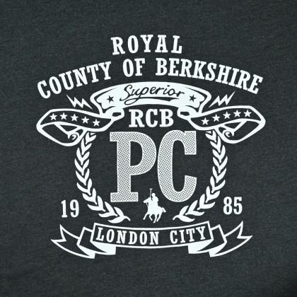 RCB POLO CLUB MEN ROUND NECK TEE RMRN11178-BB OQ4