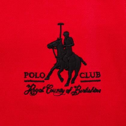 RCB POLO CLUB BOYS POLO TEE RBTS10214 OOH