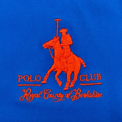 RCB POLO CLUB BOYS POLO TEE RBTS11095-50 OB7