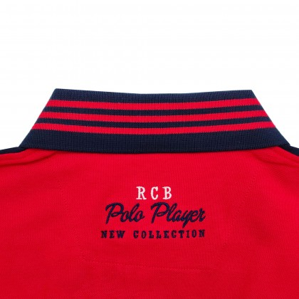 RCB POLO CLUB MEN POLO TEE RMTS11123 OOH