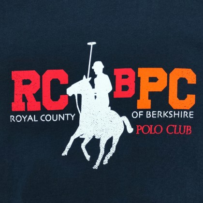 RCB POLO CLUB BOYSROUND NECK TEE RBRN11216-BB OOA