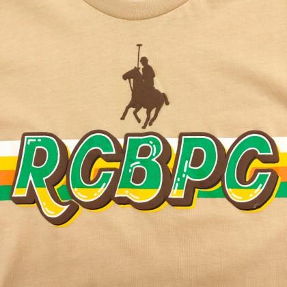 RCB POLO CLUB BOYSROUND NECK TEE RBRN11214-BB OOD