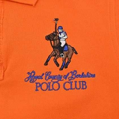 RCB POLO CLUB KIDS POLO TEE RBTS10440