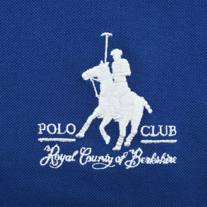 RCB POLO CLUB KIDS POLO SOLID TEE RBTS10511 OA1