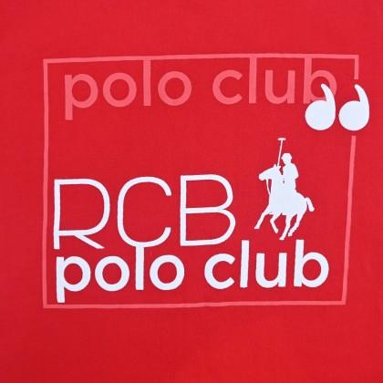 RCB POLO CLUB BOYSROUND NECK TEE RBRN11253-BB OOH