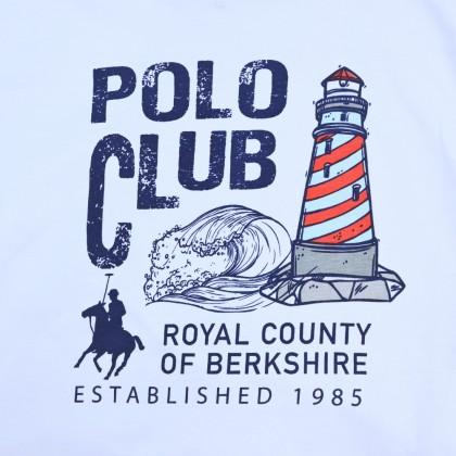 RCB POLO CLUB BOYSROUND NECK TEE RBRN11283-BB OOP