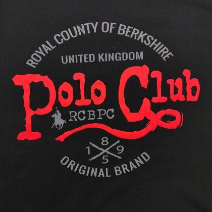 RCB POLO CLUB MEN ROUND NECK TEE RMRN11332-BB OOQ