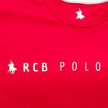RCB POLO CLUB MEN ROUND NECK TEE RMRN11341-BB OOH