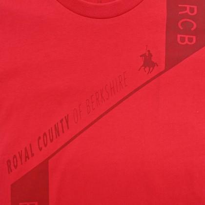 RCB POLO CLUB BOYS ROUND NECK TEE RBRN11320-BB OOH